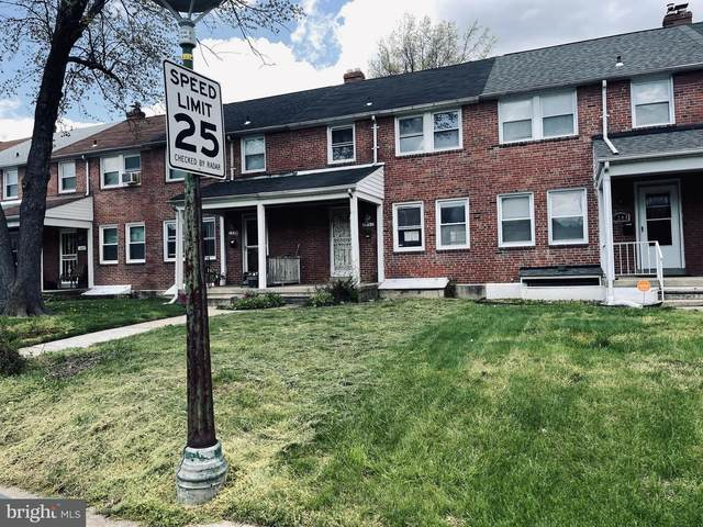 1342 Pentwood Road, BALTIMORE, MD 21239 (#MDBA547574) :: Jennifer Mack Properties