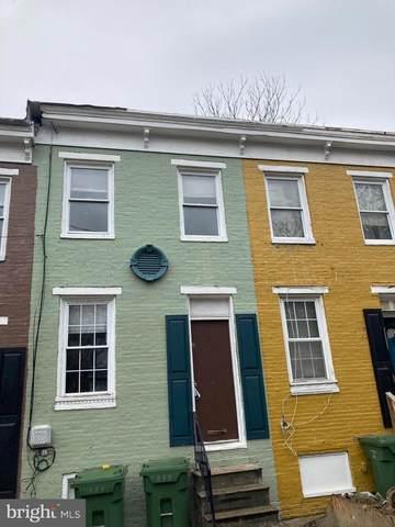 1321 Lemmon Street, BALTIMORE, MD 21223 (MLS #MDBA547576) :: Maryland Shore Living | Benson & Mangold Real Estate