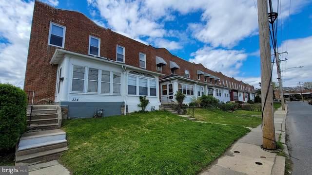 334 Hampden Road, UPPER DARBY, PA 19082 (MLS #PADE543848) :: Kiliszek Real Estate Experts