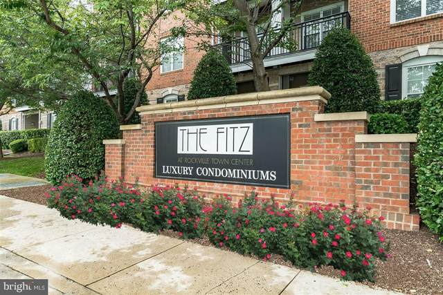 501 Hungerford Drive #170, ROCKVILLE, MD 20850 (#MDMC753852) :: Dart Homes