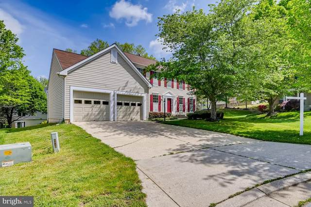 6410 Old Romance Row, COLUMBIA, MD 21044 (#MDHW293260) :: LoCoMusings