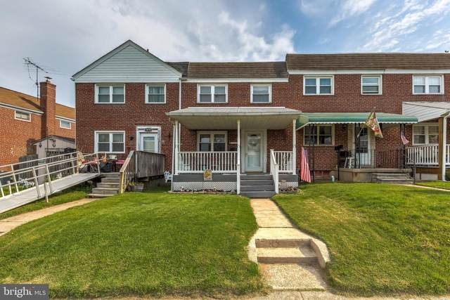 7872 Kavanagh Road, BALTIMORE, MD 21222 (#MDBC526030) :: The Gus Anthony Team