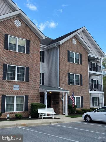 6510 Ridenour Way E 3C, SYKESVILLE, MD 21784 (#MDCR203900) :: Corner House Realty