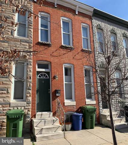 790 W Cross Street, BALTIMORE, MD 21230 (MLS #MDBA547594) :: Maryland Shore Living | Benson & Mangold Real Estate