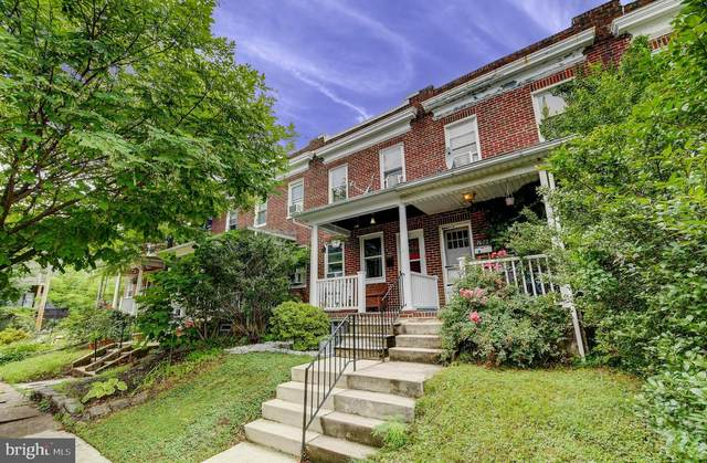 1014 W 42ND Street, BALTIMORE, MD 21211 (#MDBA547598) :: The Licata Group / EXP Realty