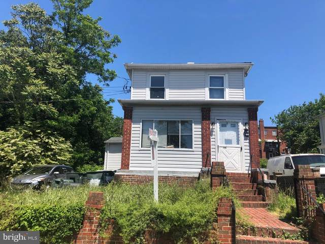 4612 NE Hunt Place NE, WASHINGTON, DC 20019 (#DCDC517622) :: Berkshire Hathaway HomeServices McNelis Group Properties