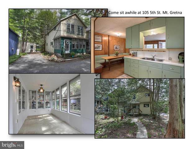 105 5TH Street, MT GRETNA, PA 17064 (#PALN118844) :: The Joy Daniels Real Estate Group