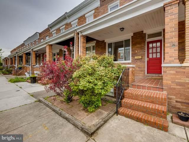 421 Drew Street, BALTIMORE, MD 21224 (#MDBA547614) :: The Redux Group