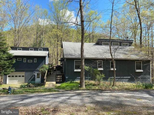 688 Amberwood Lane, GREAT CACAPON, WV 25422 (#WVMO118350) :: The Miller Team