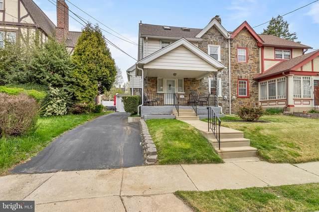 110 Woodlawn Avenue, UPPER DARBY, PA 19082 (#PADE543880) :: Nesbitt Realty