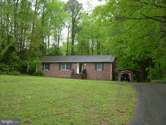 504 Monument Drive, MONTROSS, VA 22520 (#VAWE118234) :: Peter Knapp Realty Group