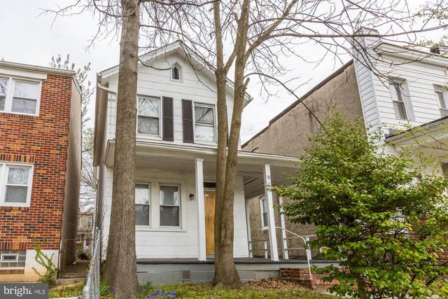 908 Homestead Street, BALTIMORE, MD 21218 (MLS #MDBA547620) :: Maryland Shore Living | Benson & Mangold Real Estate