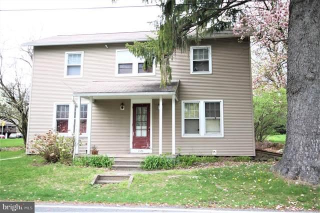 214 & 218 Center Road, DOUGLASSVILLE, PA 19518 (#PABK376142) :: Ramus Realty Group