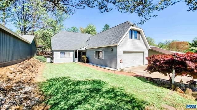 1457 Monterey Drive, CHARLOTTESVILLE, VA 22901 (#616262) :: The Riffle Group of Keller Williams Select Realtors