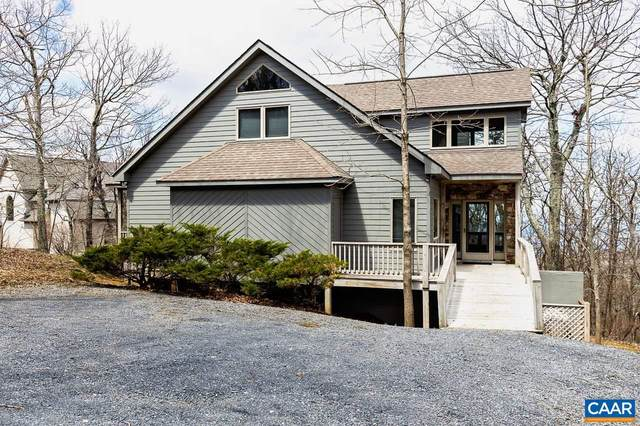 21 N Forest Dr, WINTERGREEN RESORT, VA 22967 (#616302) :: AJ Team Realty