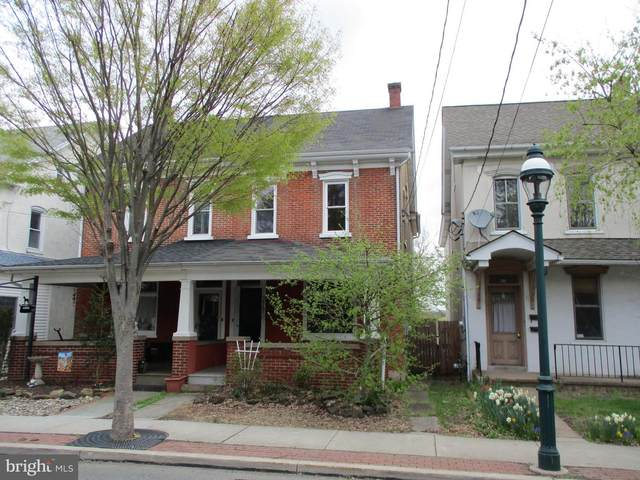 217 Main Street, EAST GREENVILLE, PA 18041 (#PAMC689838) :: RE/MAX Main Line
