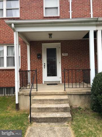 1920 Heathfield Road, BALTIMORE, MD 21239 (#MDBA547632) :: The Gold Standard Group