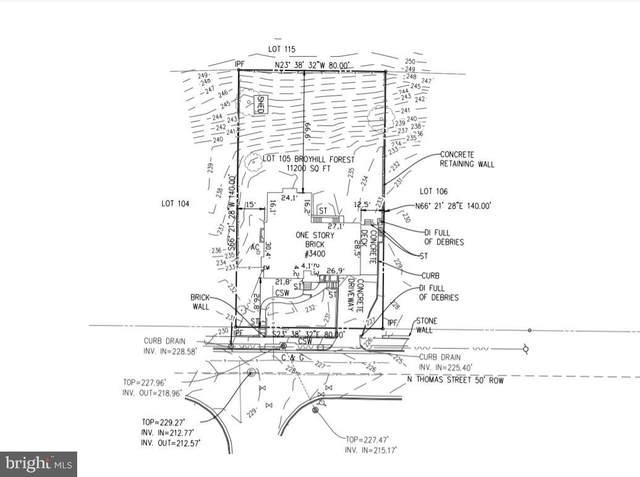 3400 N Thomas Street, ARLINGTON, VA 22207 (#VAAR179898) :: Jennifer Mack Properties