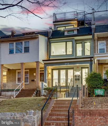 212 Varnum Street NW #1, WASHINGTON, DC 20011 (#DCDC517662) :: Jennifer Mack Properties