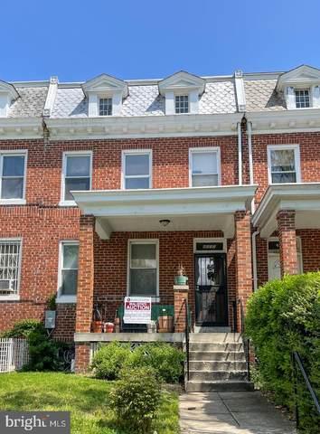 4011 Illinois Avenue NW, WASHINGTON, DC 20011 (#DCDC517664) :: Berkshire Hathaway HomeServices McNelis Group Properties