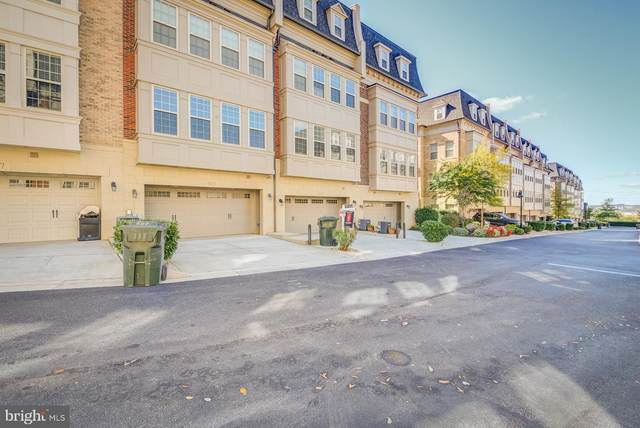 603 Overlook Park Drive #89, OXON HILL, MD 20745 (#MDPG603576) :: Dart Homes