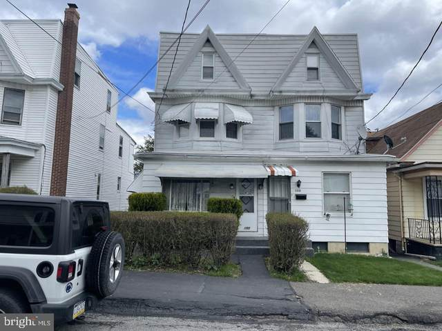155 Second Street N, FRACKVILLE, PA 17931 (#PASK134972) :: REMAX Horizons