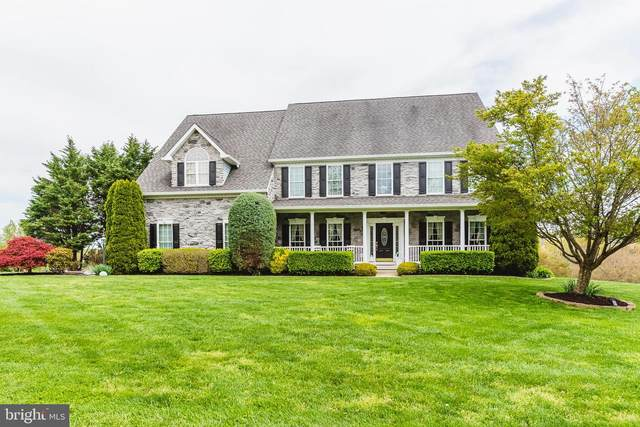 2433 Maxa Meadows Lane, FOREST HILL, MD 21050 (#MDHR258930) :: The Dailey Group