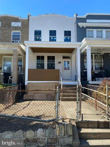 5302 5TH Street NW, WASHINGTON, DC 20011 (#DCDC517668) :: Berkshire Hathaway HomeServices McNelis Group Properties