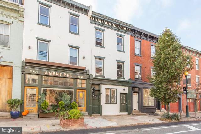 2316 South Street, PHILADELPHIA, PA 19146 (#PAPH1008134) :: Ramus Realty Group