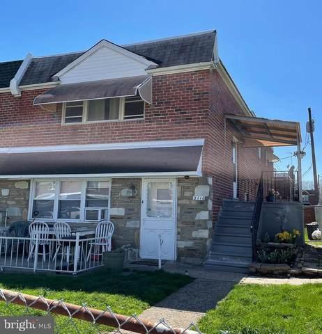 2116 Benson Street, PHILADELPHIA, PA 19152 (#PAPH1008138) :: Nesbitt Realty