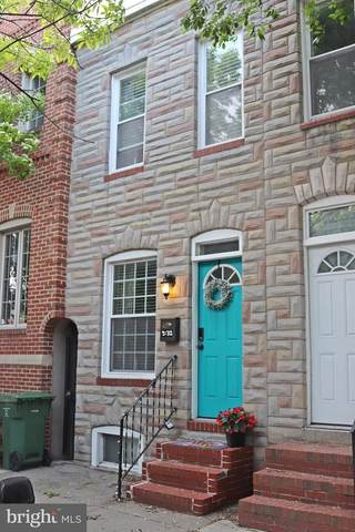 930 S Kenwood Avenue, BALTIMORE, MD 21224 (#MDBA547650) :: The Miller Team