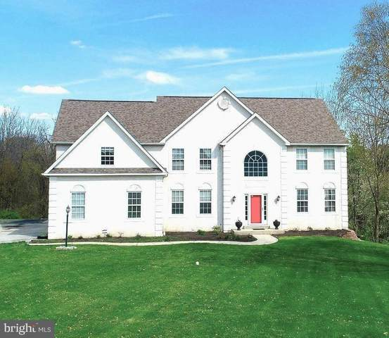 1511 Green Valley Drive, COLLEGEVILLE, PA 19426 (#PAMC689852) :: Ramus Realty Group