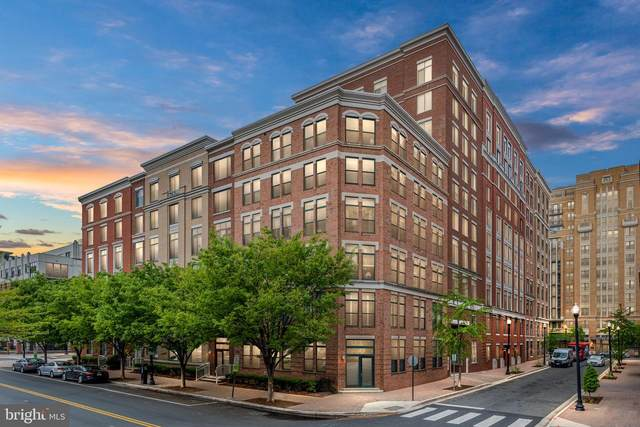 1201 N Garfield Street #114, ARLINGTON, VA 22201 (#VAAR179908) :: Bob Lucido Team of Keller Williams Lucido Agency