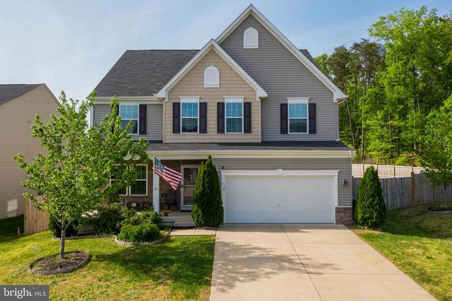 2 Warbler Court, STAFFORD, VA 22554 (#VAST231360) :: The Riffle Group of Keller Williams Select Realtors