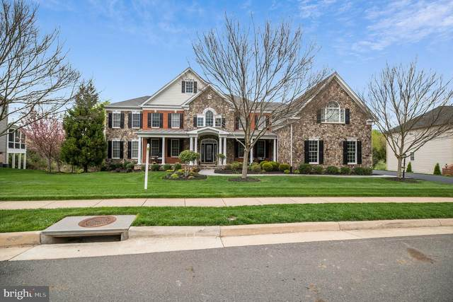 5369 Fishers Hill Way, HAYMARKET, VA 20169 (#VAPW520184) :: The Miller Team