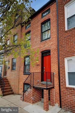 1303 S Clinton Street, BALTIMORE, MD 21224 (#MDBA547676) :: Bruce & Tanya and Associates