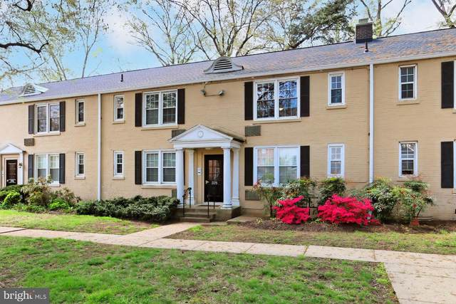 228 N Thomas Street 228-4, ARLINGTON, VA 22203 (#VAAR179914) :: Corner House Realty