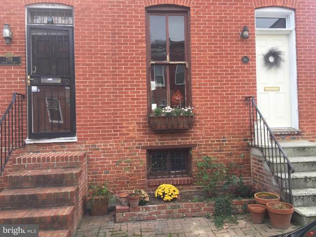 761 Ramsay Street, BALTIMORE, MD 21230 (#MDBA547680) :: John Lesniewski | RE/MAX United Real Estate