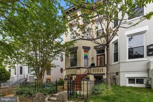 37 T Street NW B, WASHINGTON, DC 20001 (#DCDC517716) :: Crossman & Co. Real Estate
