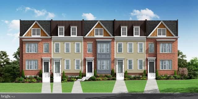 201 Park Street SE D, VIENNA, VA 22180 (#VAFX1194630) :: Jacobs & Co. Real Estate