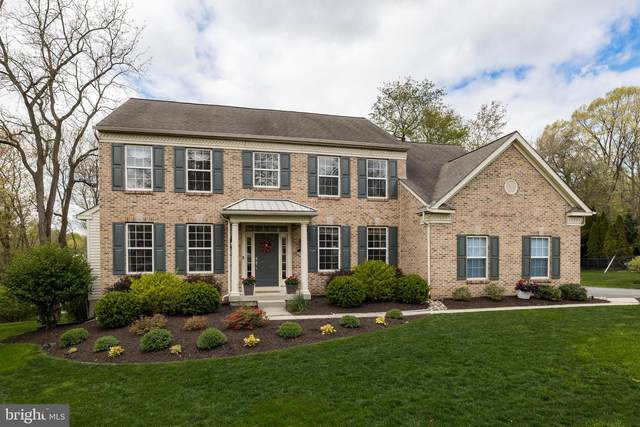 1386 Old Barn Circle, DOWNINGTOWN, PA 19335 (#PACT534106) :: The Dailey Group