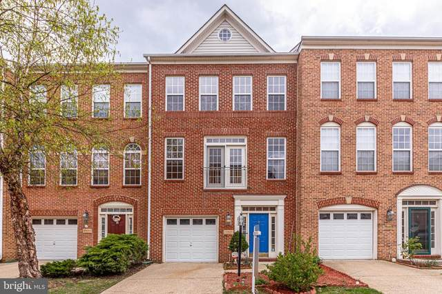 13601 Flying Squirrel Drive, HERNDON, VA 20171 (#VAFX1194638) :: The Dailey Group