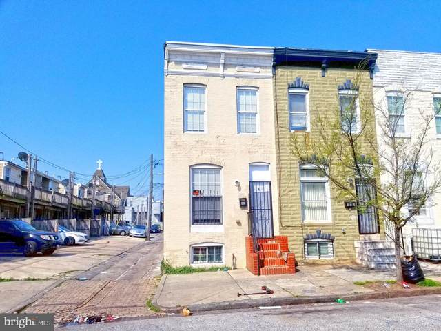 400 N Montford Avenue, BALTIMORE, MD 21224 (#MDBA547686) :: ExecuHome Realty