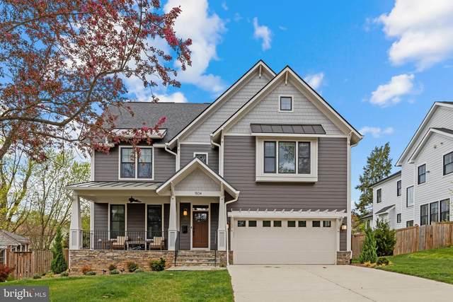 1504 Crane Street, FALLS CHURCH, VA 22046 (#VAFA112052) :: Major Key Realty LLC