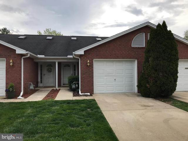 1603 Langley Drive, HAGERSTOWN, MD 21740 (#MDWA179144) :: Arlington Realty, Inc.