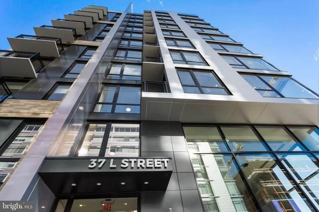 37 L Street SE #801, WASHINGTON, DC 20003 (#DCDC517740) :: The Riffle Group of Keller Williams Select Realtors