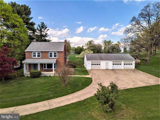 6935 N Clifton Road, FREDERICK, MD 21702 (#MDFR281014) :: The Miller Team