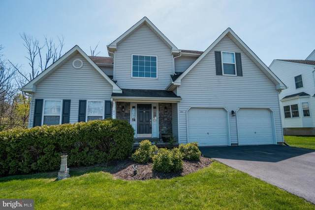 2054 Canyon Creek Road, GILBERTSVILLE, PA 19525 (#PAMC689916) :: RE/MAX Main Line
