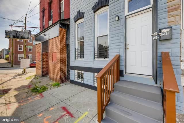 1229 E Preston Street, BALTIMORE, MD 21202 (#MDBA547712) :: Bruce & Tanya and Associates