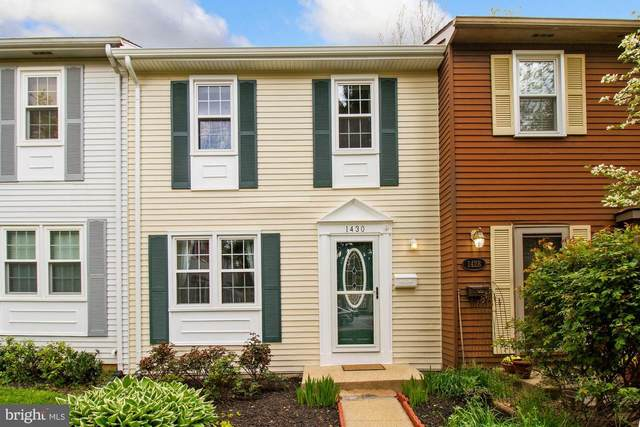 1430 Foxwood Court, ANNAPOLIS, MD 21409 (#MDAA465490) :: ExecuHome Realty